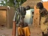 Шаман. Лечение головной боли по-африкански)